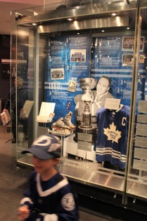 Day at Hockey Hall of Fame in Toronto-Brad Sinclair Flat Rate Realty