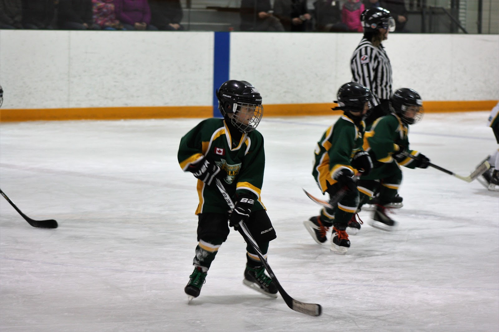 BRADBLOG.ca: Two major fundraising events offering some major fun to raise money  for Ennismore's girls and boys Minor Hockey.