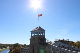 The Peterborough Lift Lock. Have you actually stopped to look at it???-Brad Sinclair Flat Rate Realty
