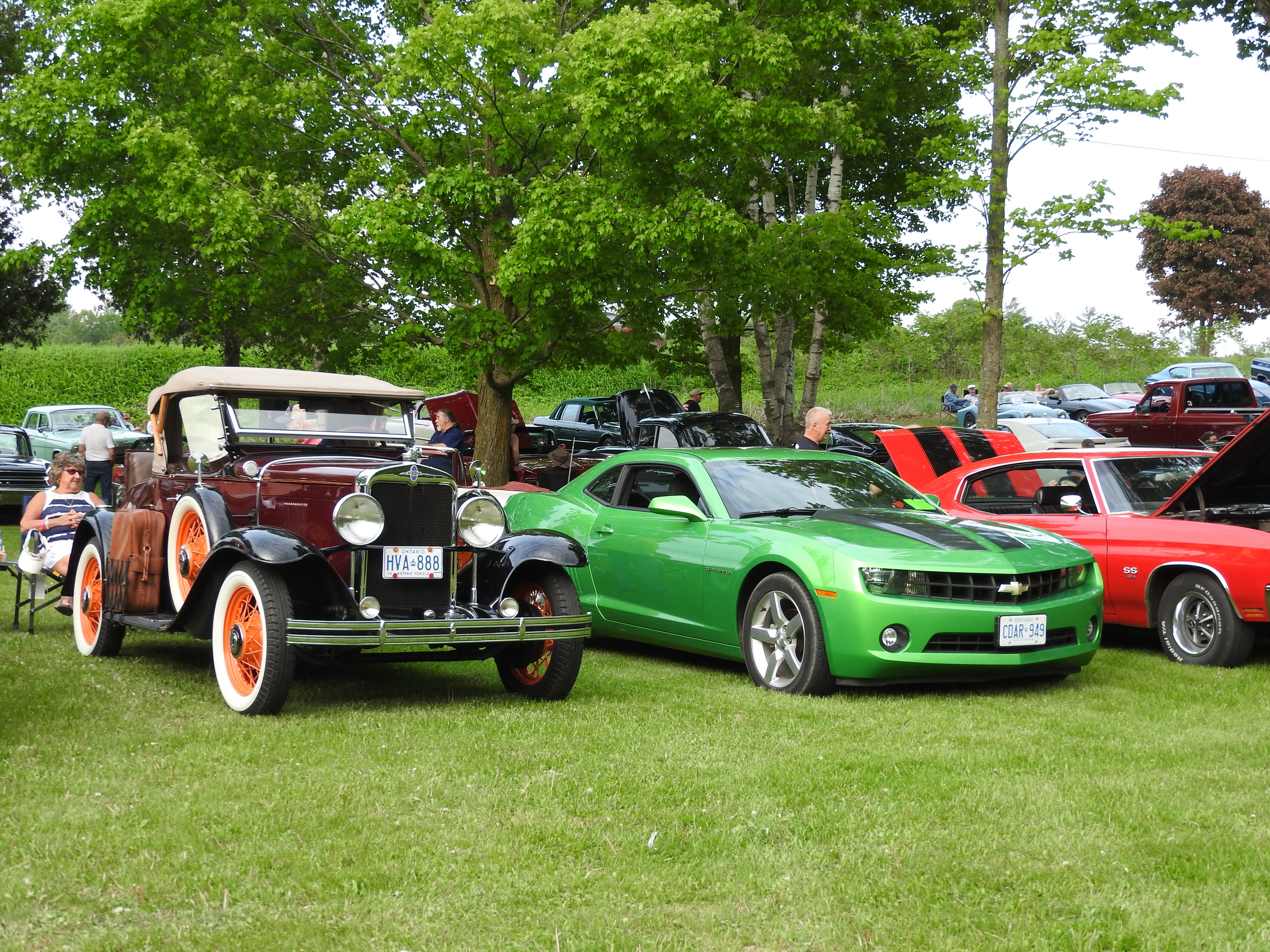 Bradblog.ca-Cruise Night at Paul English Lions Park